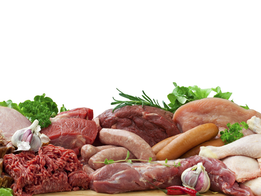 VFFS MAchine for Meat Product Packaging